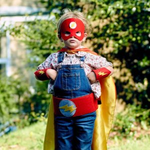 superhero-cape