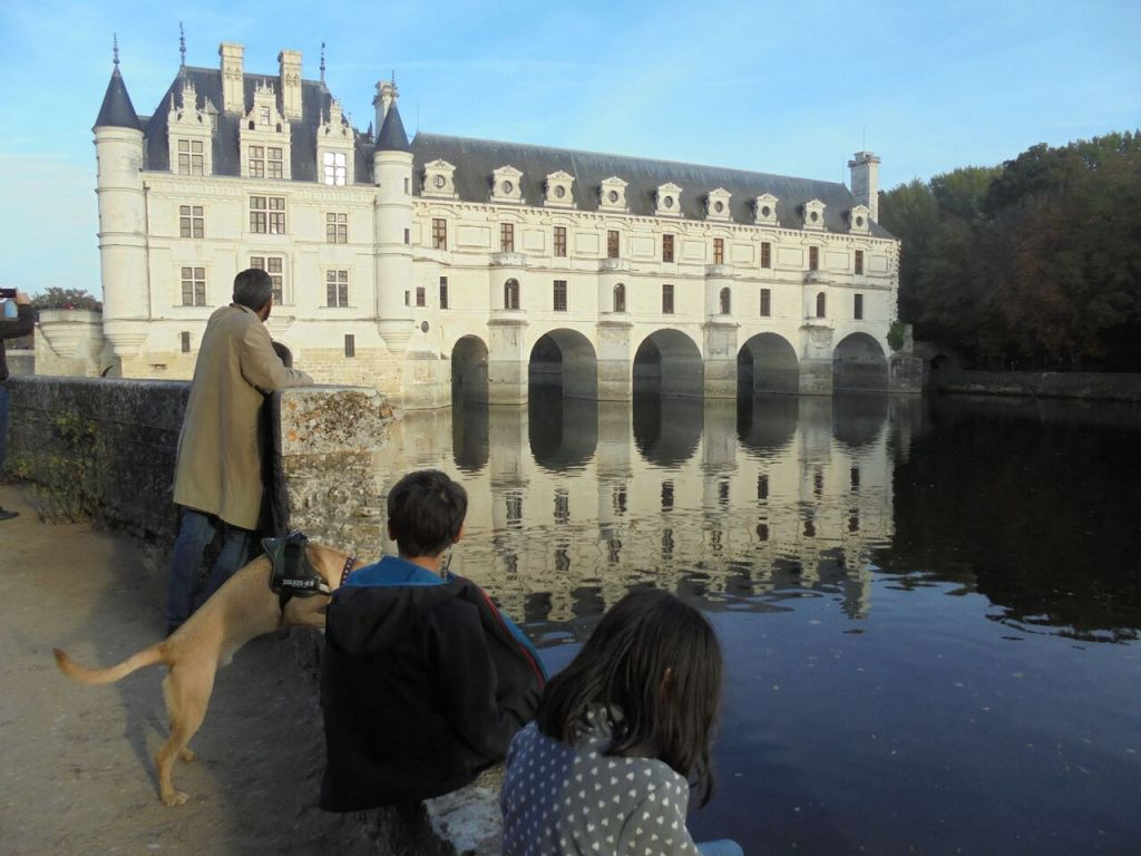 Taken with Tours, travels through the Loire Valley, France
