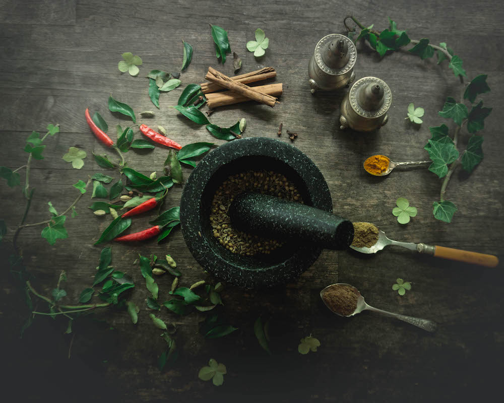 Tooting Mama's guide on how to use fresh curry leaves in your cooking