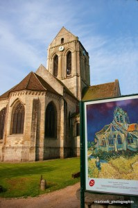A Real-Life Painting: The church at Auvers-sur-Oise