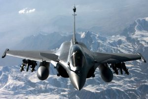 "The Rafale: Literally meaning ""Gust (of wind)"""