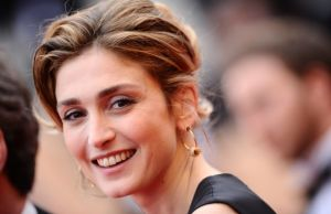 Award-winning actress, producer, director, mother-of-two and committed socialist Julie Gayet