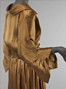 Chéruit, ensemble, 1921-1922 © Stéphane Piera/Galliera/ Roger-Viollet