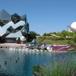 Futuristic Stopover Point: Even for a relatively quick stop, Futuroscope is a satisfying visit