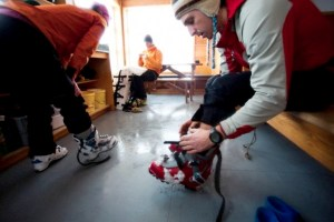 """A winter of no queues in the ski hire shop? """"We are combining the ski expertise of our resort teams with the latest mobile technology to give our customers a service they can't find anywhere else."""""""