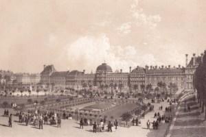 Royal Splendour: The Palais des Tuilieries was a royal symbol in the heart of Paris.