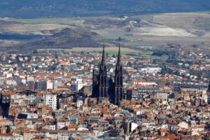 The Black Cathedral of Clermont-Ferrand