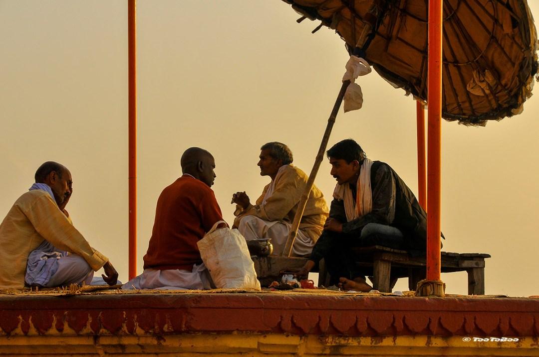 Palabre sur les Ghats