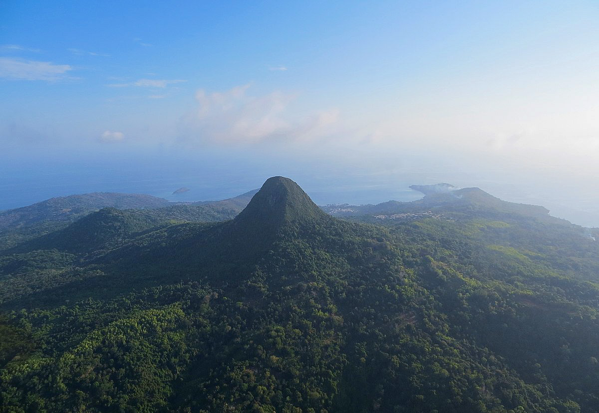 Kani-Kéli Piton de Mayotte