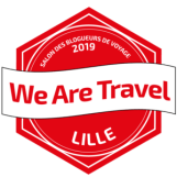 Logo de We are travel pour le Wat 19
