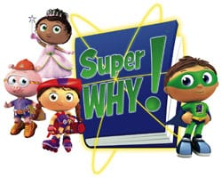 Super Why Educational TV Shows for toddlers