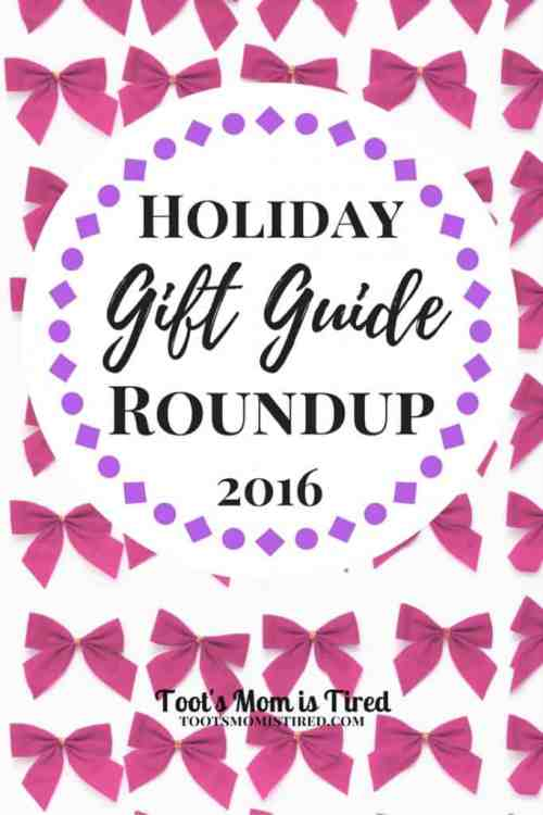 Holiday Gift Guide Roundup 2016 | gift ideas, Christmas gifts, holiday gifts, Christmas gift ideas for babies, gift ideas for kids, gift ideas for toddlers