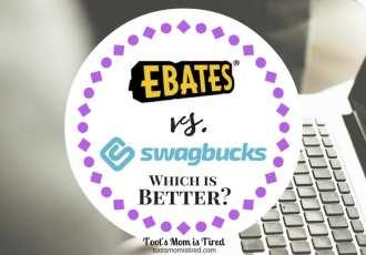 Ebates vs. Swagbucks: Which is Better?