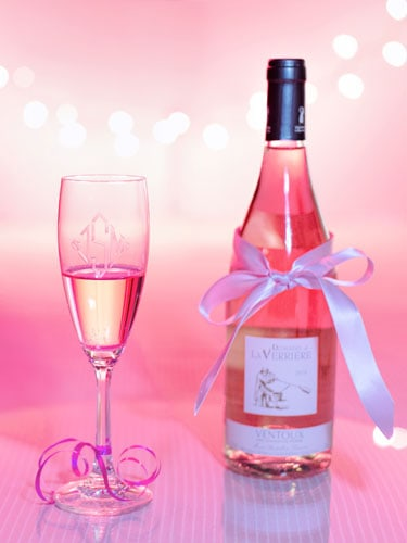 wine prizes for baby shower games