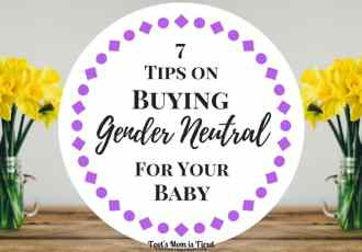 7 Tips on How to Buy Gender Neutral for Your Baby