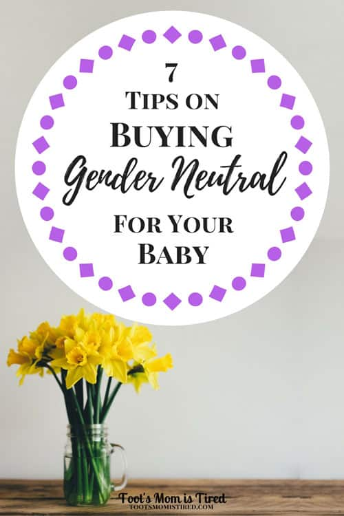 7 Tips on Buying Gender Neutral for Your Baby