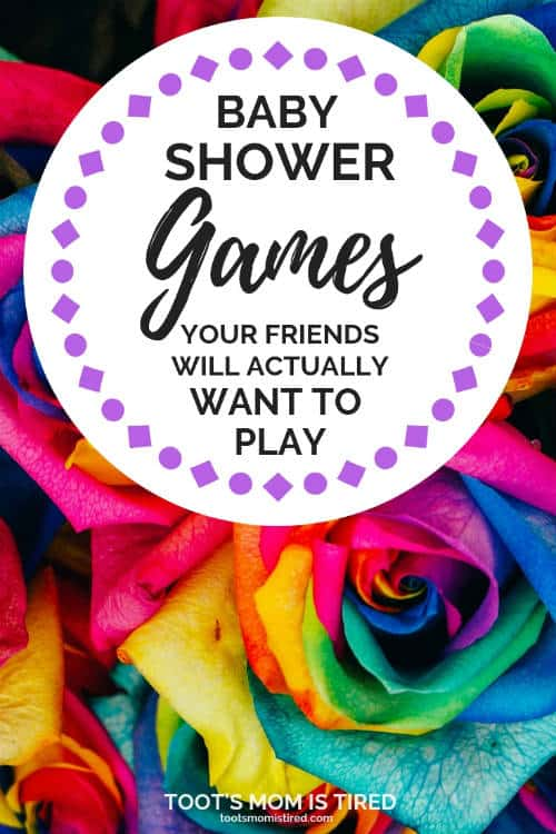 Baby Shower Games Your Friends Will Actually Want to Play | Baby shower games for people who hate baby shower games, unique baby shower games, the best games for baby showers, Baby shower ideas #babyshowergames #babyshowers #babyshowerideas  #babyshower