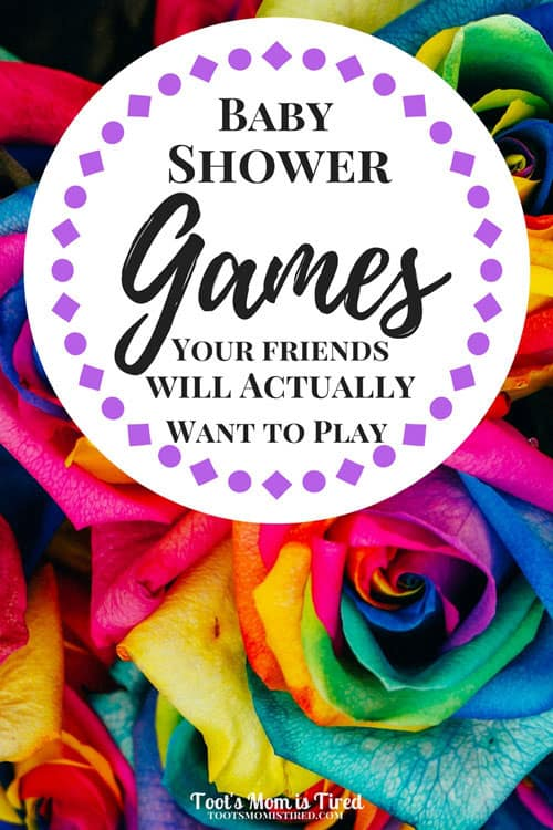 Baby Shower Games Your Friends Will Actually Want To Play | Baby Shower  Games For Lazy