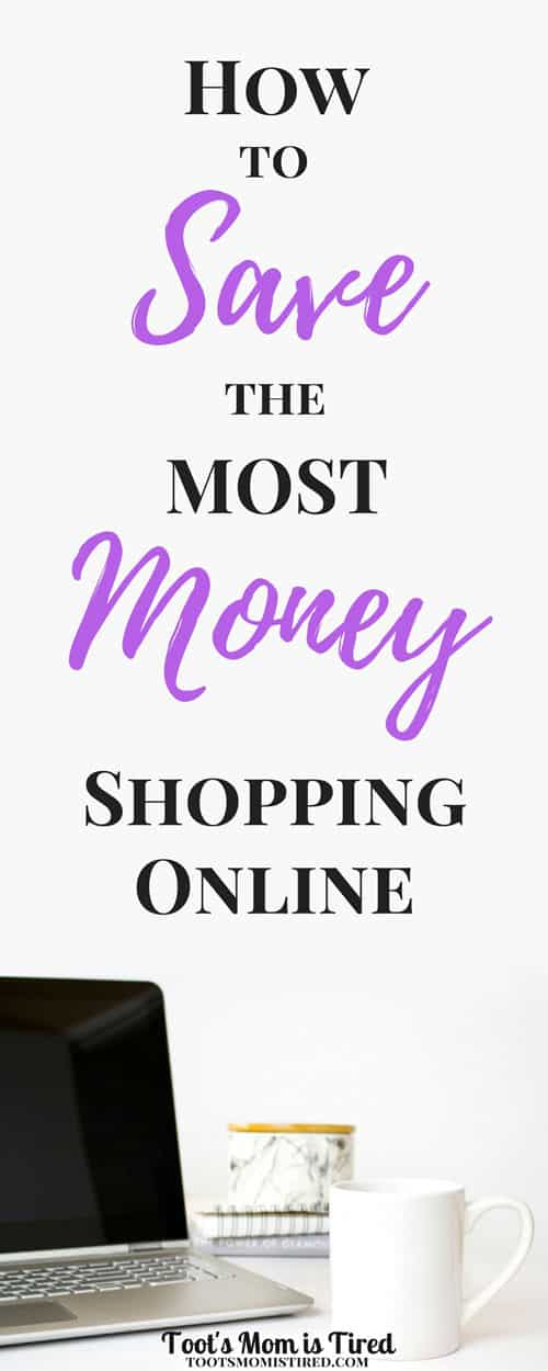 How to Save the Most Money Shopping Online with Ebates | frugal living, save money, make money online, finance, mom life, motherhood, how does ebates work, how to use ebates, get the most out of ebates