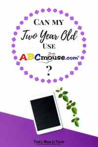 Can My Two Year Old Use ABCMouse.com? | can a two year old use abcmouse.com? can a toddler use abcmouse.com? toddlers, 2 year old, 2 year olds, educational apps for toddlers, educational apps for two year olds, websites, parenting, motherhood, tips, 24 months old, mom hacks, abcmouse review, abcmouse.com review