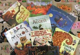 22 of the Best Fall Books for Toddlers