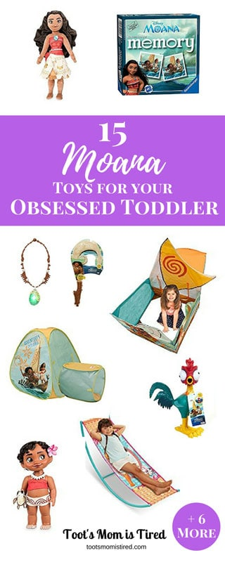 15 Moana Toys for Your Obsessed Toddler | moana gift ideas for toddlers, toddler obsessed with moana, disney, toddlers, kids, two year old, three year old, one year old, christmas gift ideas for toddlers, birthday gift ideas for toddlers, play pretend, motherhood, parenting tips, recommendations, mom life, toddlerhood