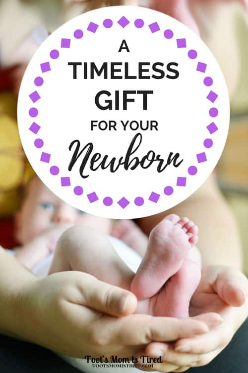 Newborn Images Timeless Gift