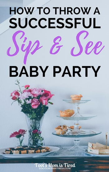How to Throw A Successful Sip and See Baby Party | baby meet and greet party, baby shower, sprinkle, newborn, pregnancy, pregnant, new mom, new mama, how to show off your new baby, please don't kiss the baby, keep relatives away from newborn, baby meet the family, motherhood, mom life, fourth trimester, keep newborn away from germs, free printable sign