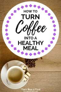 How to Turn Coffee into a Healthy Meal for Breakfast | #momlife #coffeerecipes busy working mom breakfast, coffee protein shake, iced coffee, blender bottles, protein powder, shakeology alternatives, copycat shakeology, breakfast ideas for busy moms