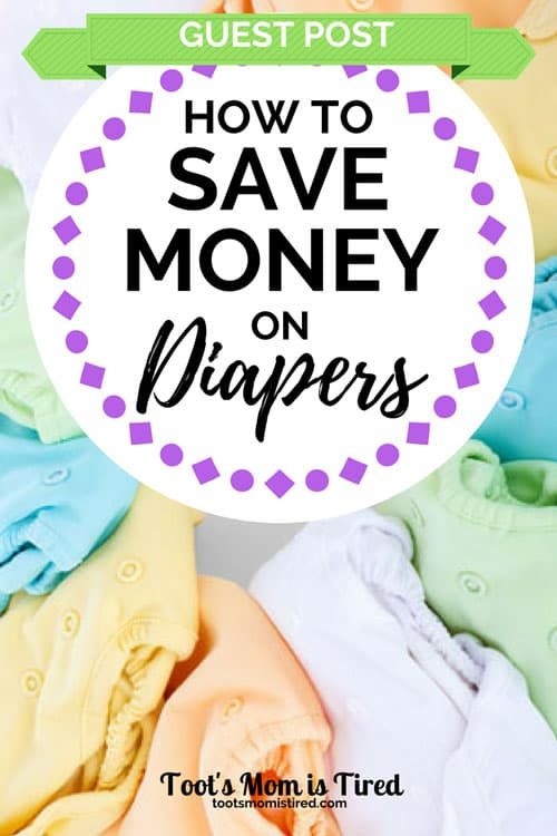 How to Save Money on Diapers and Wipes | 10 ways to save on diapers and wipes, new baby budgeting, baby hacks, shopping hacks for diapers, #baby #babies #pregnancy #momlife #motherhood #parenting #savemoney