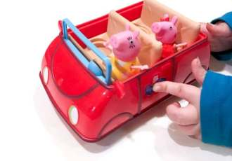 10 Best Peppa Pig Toys for Your Toddler or Preschooler