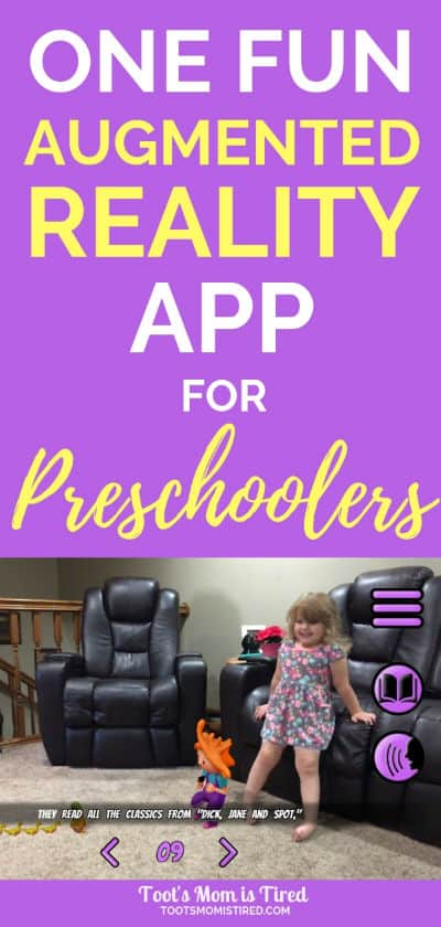 Lizzy's World - A Fun VR App for Preschoolers | Virtual Reality app for preschoolers, 3D app, augmented reality, AR app, Playing Forward Lizzy's World App review, VR app for 3 year olds 4 year olds 5 year olds, fun kids app #VR #AppsForKids #AppsForPreschoolers #Sponsored