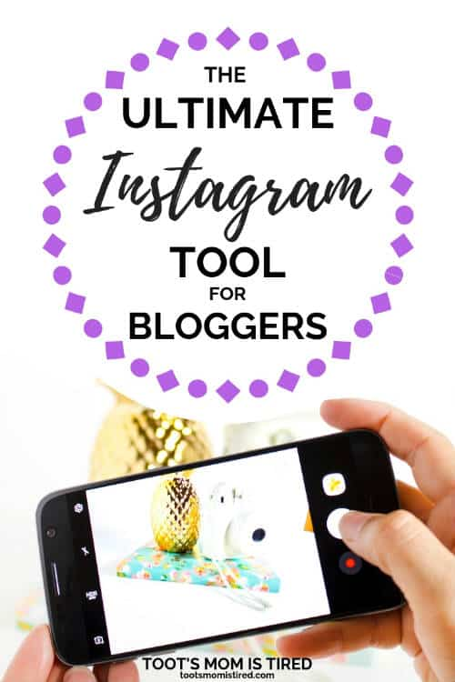 The Ultimate Instagram Tool for Bloggers | How to schedule Instagram posts, hashtag finder app for Instagram, how to find the best instagram hashtags for blogging, Instagram influencer tools #blogging #bloggers #instagram