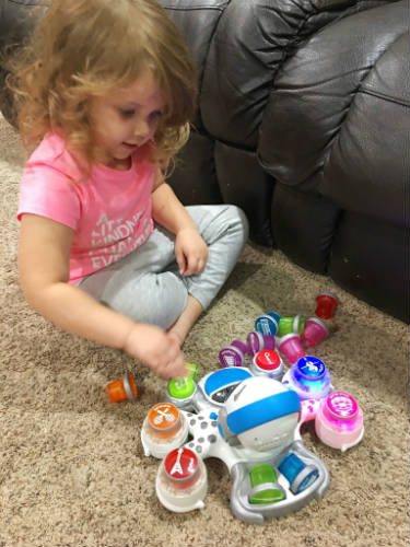 Fisher-Price Think and Learn Rocktopus toy for preschoolers