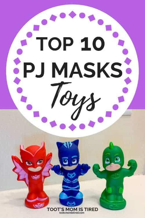 best pj masks toys