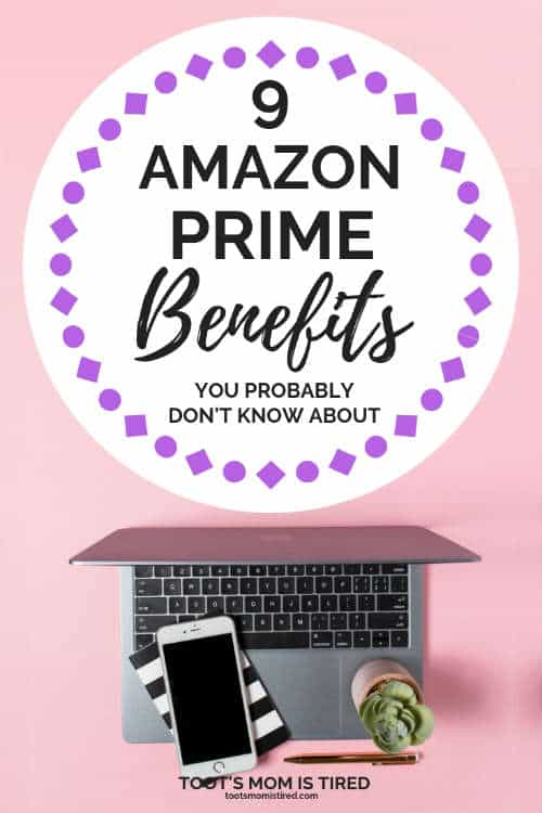 9 Amazon Prime Benefits You Probably Don't Know About | Amazon Prime helps you save money but here are the other benefits | Twitch, Amazon Prime Services, Kindle, free books, free library, should i get amazon prime, is amazon prime worth it, what comes with amazon prime