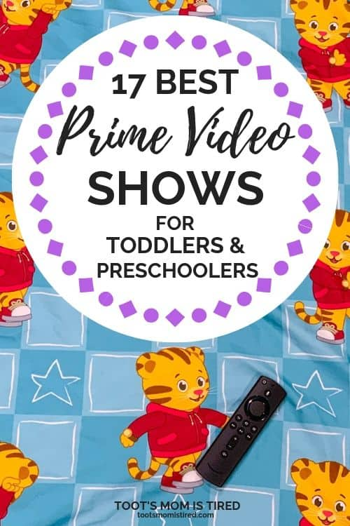 The Best Prime Video Shows for Toddlers and Preschoolers