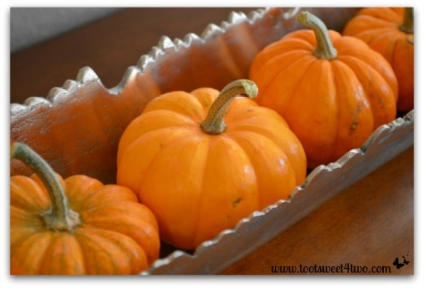 Image result for mini pumpkins candlestick