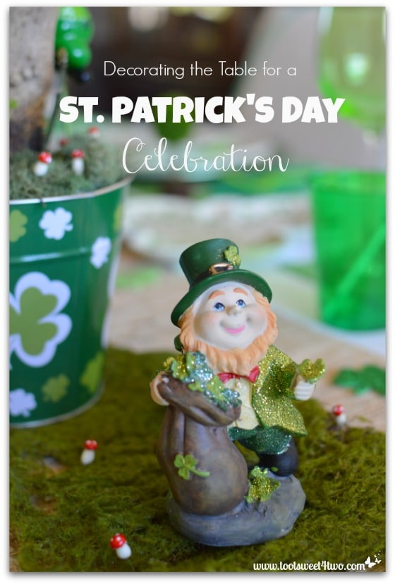 St Patricks Day Home Decorations