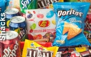 Top 10 Snacks & Sweets