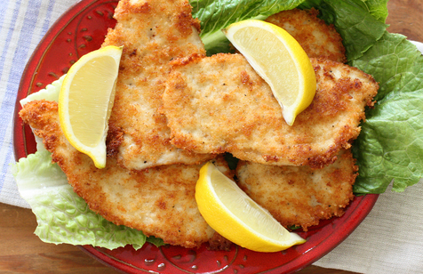 Top 10 Chicken Cutlet Recipe Ideas