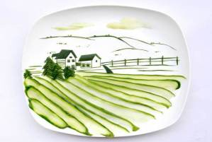 Top 10 Most Creative Food Art Examples By Hong Yi