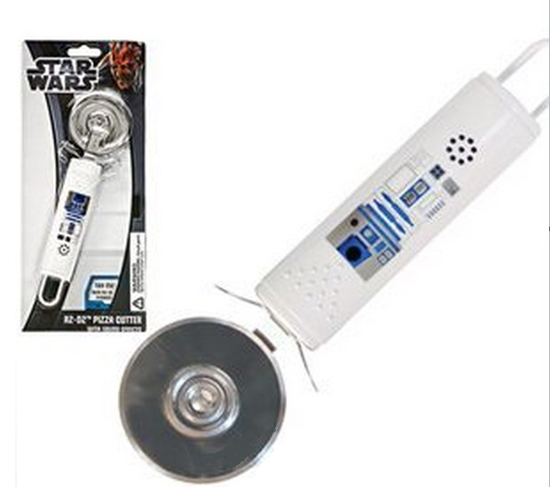 R2-D2 Talking Pizza Cutter