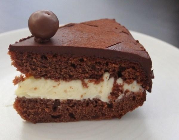 Chocolate Milo Cake