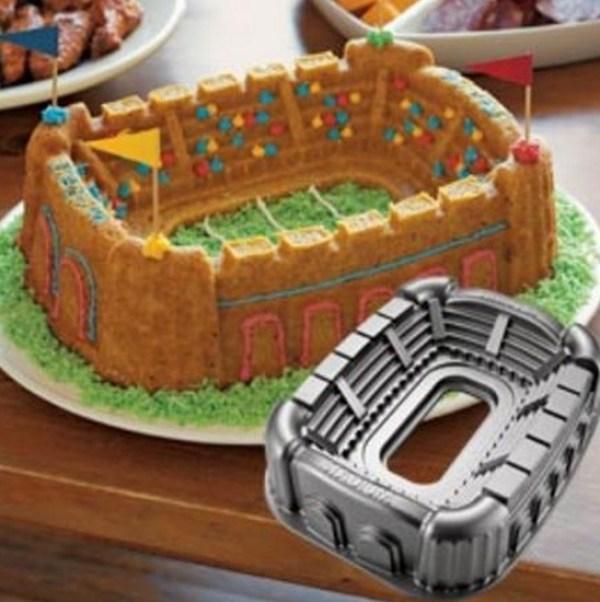 Stadium Cake Mould
