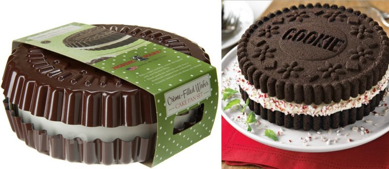 Oreo Cookie Cake Mould