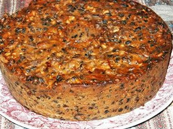 Civil War Fruit Cake