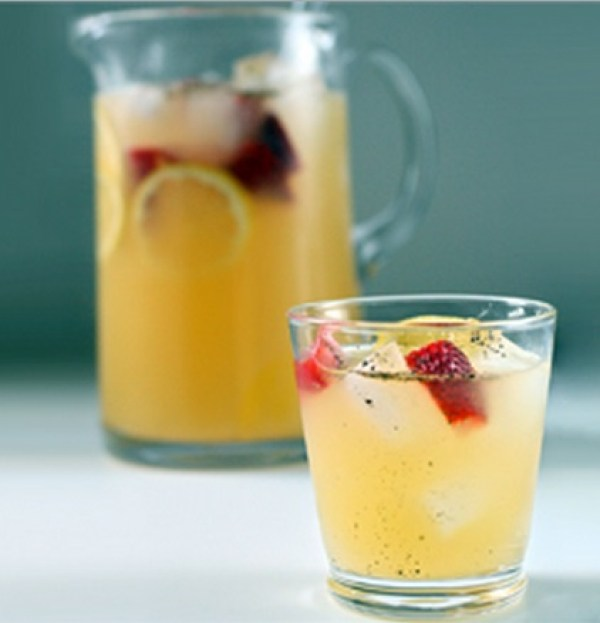 Peppery Summer Punch