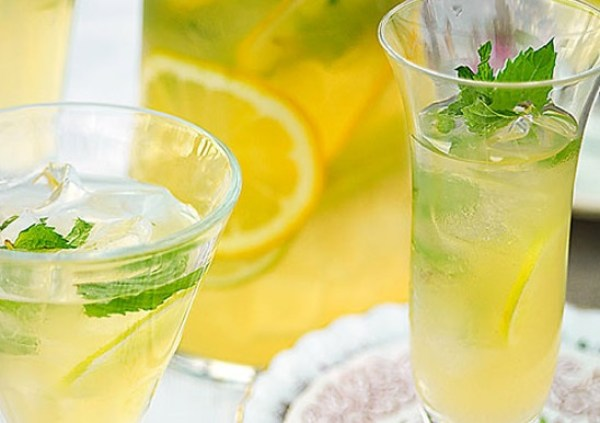 Tea and Rum Summer Punch