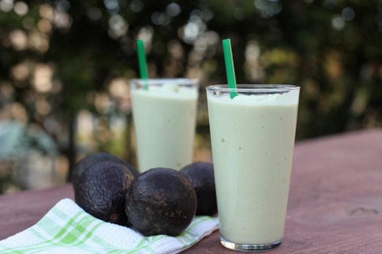 Avocado Milkshakes